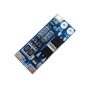 2S 10A 8.4V Lithium Battery Protection Board
