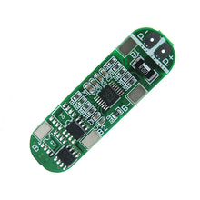 3S 4A 12.6V 18650 Lithium Battery Protection Board