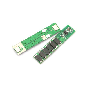 1S 3.7V 15A li-ion BMS PCM battery protection board