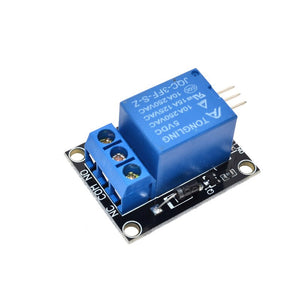1 Channel 5V Relay Module for Arduino 1-Channel relay KY-019