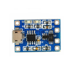 TP4056 Lithium Battery Charger and Protection Module