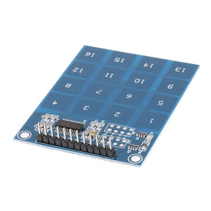 TTP229 16-Channel Digital Capacitive Switch Touch Sensor Module for Arduino
