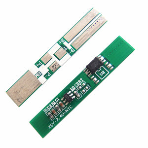 2S 2A 7.4V 18650 Lithium Battery Protection Board