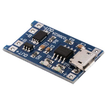 1A 5V Micro USB TP4056 Lithium Battery Power Charger Board Module
