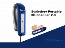 Sunhokey Portable 3D Scanner Large Scanning Size Easy Scan