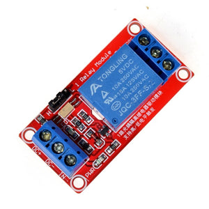 1 Channel 5V Relay Module Board