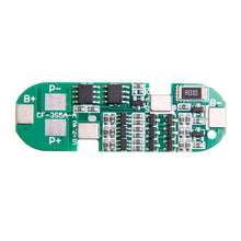 3S 4A 12V 18650 Lithium Battery Protection Board