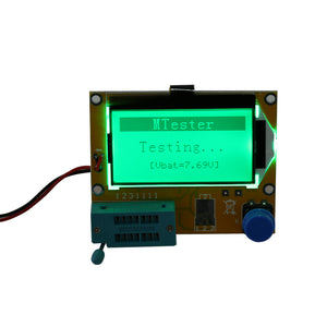 LCR-T4 Graphical Transistor Tester Resistor Capacitor ESR