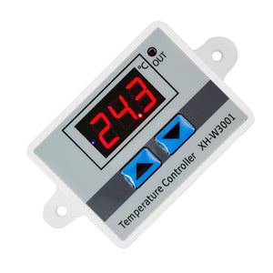 W3001 Digital LED control switch temperature thermometer controller