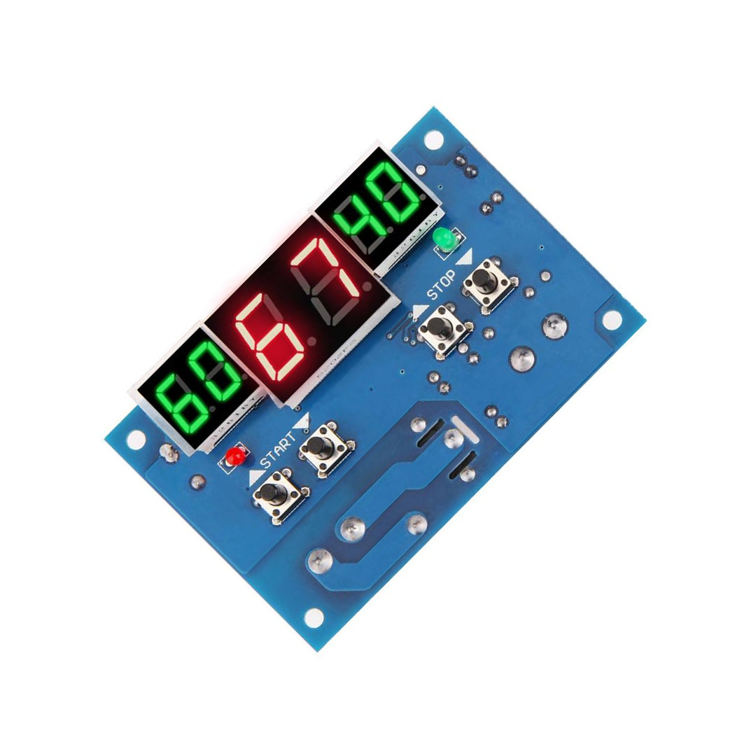 XH-W1401 Intelligent Digital Temperature  Controller 12- 24V With NTC Sensor Three Displays