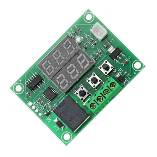 XH-W1219 double display digital temperature  controller switch / high precision 12V