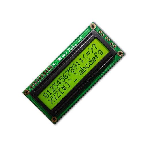 1602 16x2 LCD Display Module(Blue or Green)