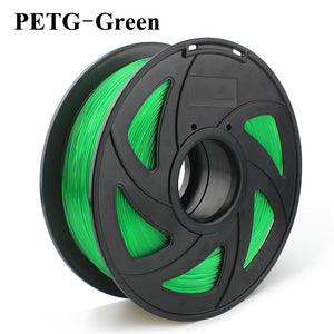 3D Printing 1.75mm PETG Filaments