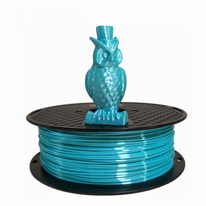 3D Printing 1.75mm Silk PLA Filaments