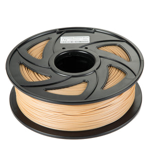 3D Printing 1.75mm PLA Wooden Filament