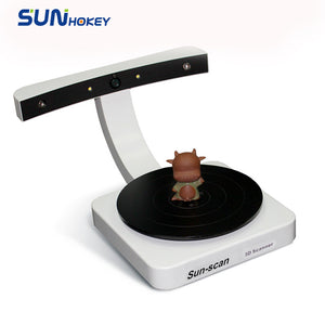 Sunhokey High Definition Desktop 3D Printer Scanner Prototype Making