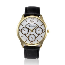 Champagne Men's Quartz Wrist Watch