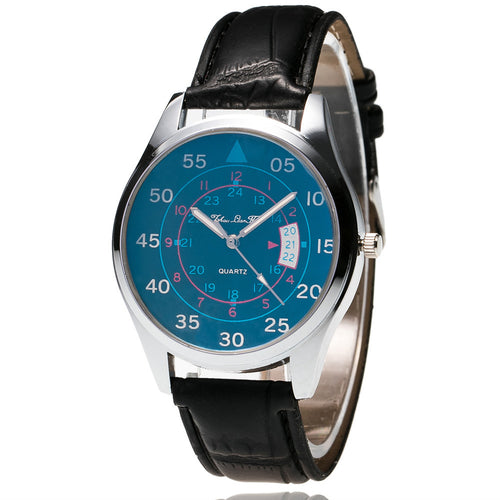 Men Sport Analog Quartz Watch