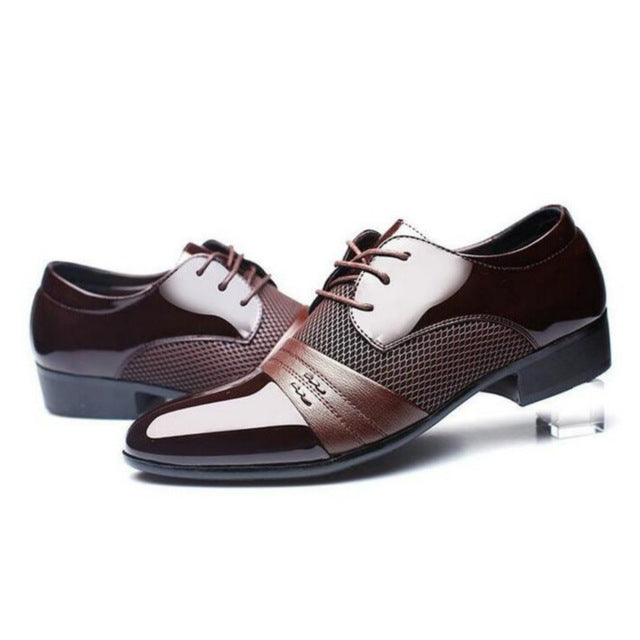 Banquet Leather Shoes