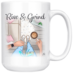 Nurse Practitioner Mug 15 oz - Chloe