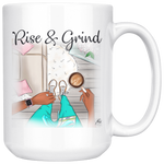 Nurse Practitioner Mug 15 oz - Larissa