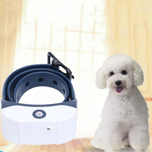 Rechargeable Citronella Dog Collar Anti Bark Train Mist Spray Stop Barking Usb - Dux Ducis