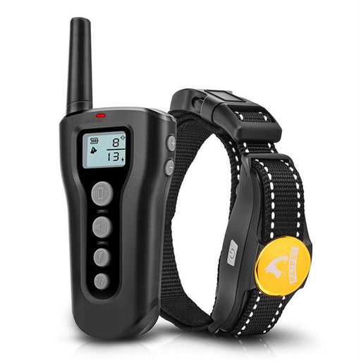 300M Wateproof Electric Shock Collar Dog Training Remote Control Anti Bark - Dux Ducis