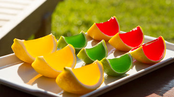 Low Cal Summer Jello Shots