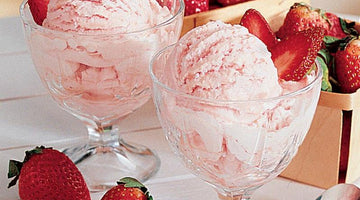 PALEO STRAWBERIES AND CREAM NICE CREAM