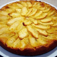 Flourless Apple Cake
