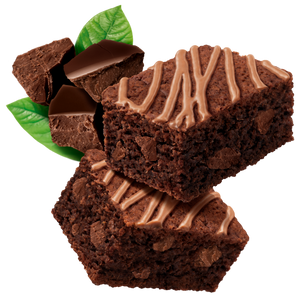 TRIPLE CHOCOLATE TWIN PACK X10 - low sugar high protein Fitbakes®
