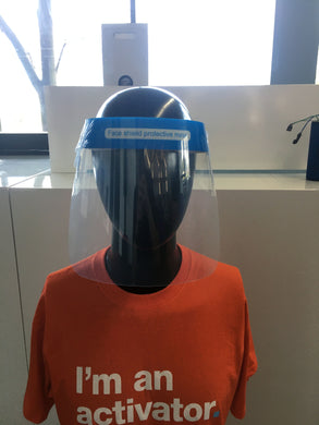 Option 2 Comfort Band Face Shield