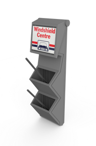 Windshield Service Center – Double Bucket