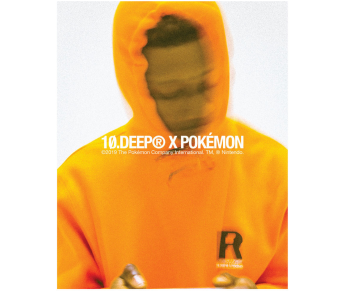 "10.DEEP® X POKÉMON: ""RIVALS"""
