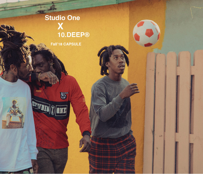 10.DEEP®/STUDIO ONE RECORDS
