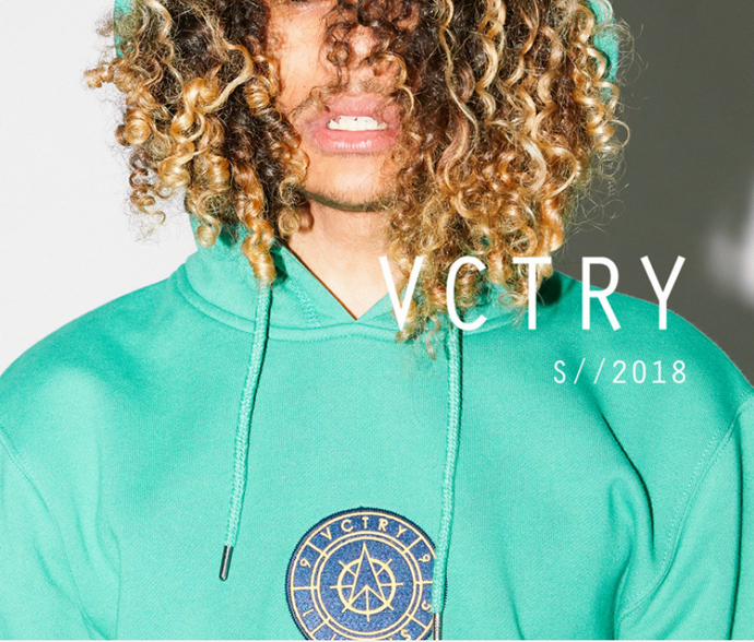 SP'18 VCTRY GROUP LOOKBOOK