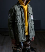 Load image into Gallery viewer, THINKING OF YOU M-65 JACKET - ARMY