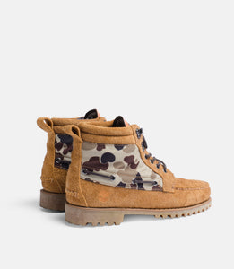 10 DEEP X TIMBERLAND DUCK HUNT BOOT - BROWN