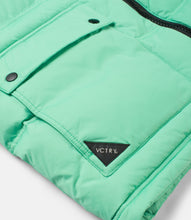 Load image into Gallery viewer, VCTRY - NAV DOWN JACKET - WINTER GREEN