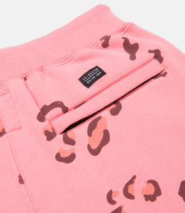 SOUND & FURY SWEAT PANT - PINK CHIPS CAMO