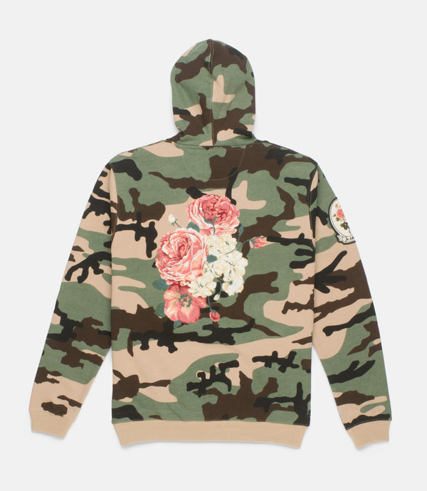 THINKING OF YOUR PASSING HOODIE - CAMO