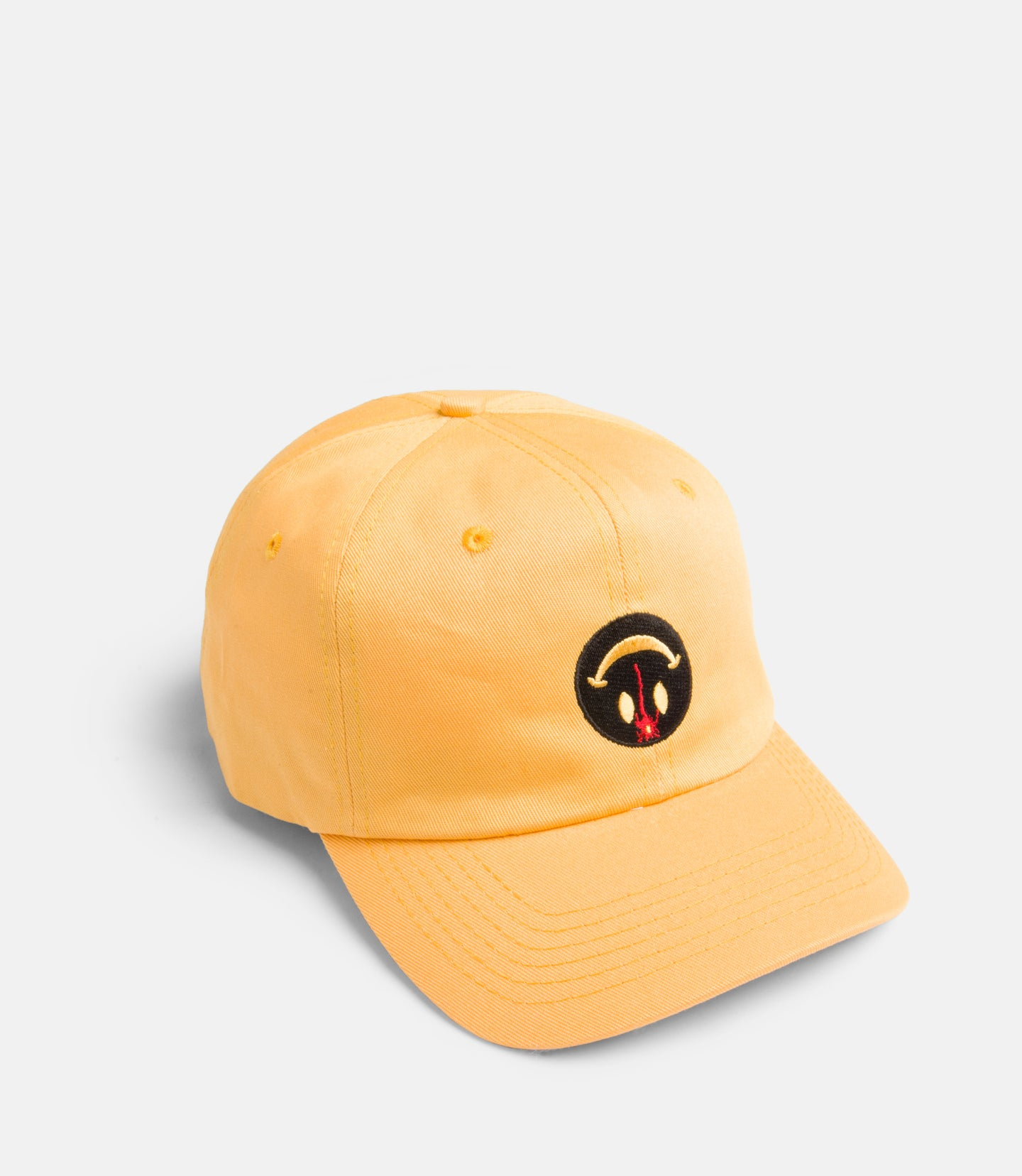 CRUEL WORLD HAT - YELLOW
