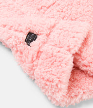 Load image into Gallery viewer, POODLE FLEECE HOODIE - PINK