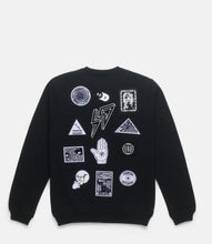 Load image into Gallery viewer, BAD ACID CREWNECK