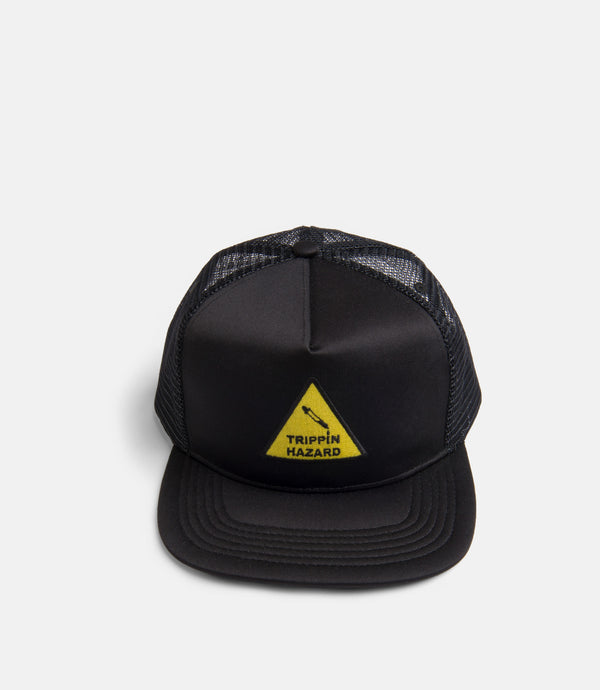 TRIPPING HAZARD TRUCKER - BLACK