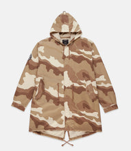 Load image into Gallery viewer, DESERT STORM PARKA - DESERT STORM CAMO