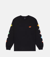 Load image into Gallery viewer, PROHIBITED LONG SLEEVE TEE - BLACK