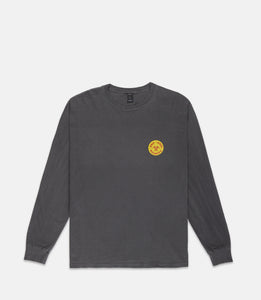 HIGH END TOXICITY L/S TEE - VINTAGE BLACK