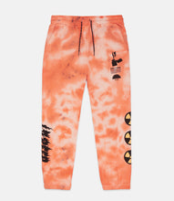 Load image into Gallery viewer, RADIATED SWEATPANT - ORANGE