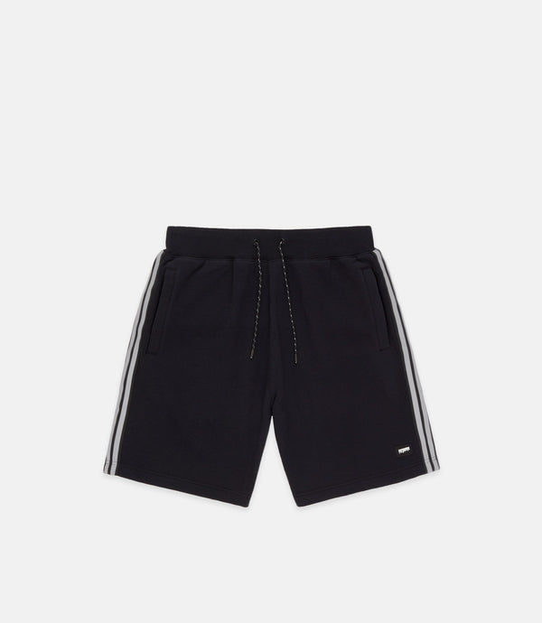 REACTIVE SWEATSHORT - BLACK